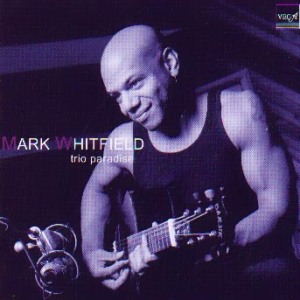 "Hear the Majestic pictured on the cover on Mark Whitfield's album ""Trio Paradise""."